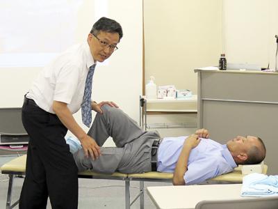 平成28年度 第3回学術研修会報告/在宅医療への鍼灸師の挑戦