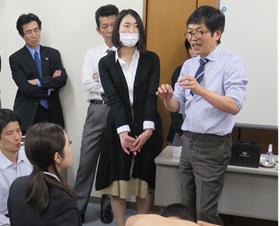 平成28年度 第1回学術研修会報告/鍼灸師のプロフェッショナリズム